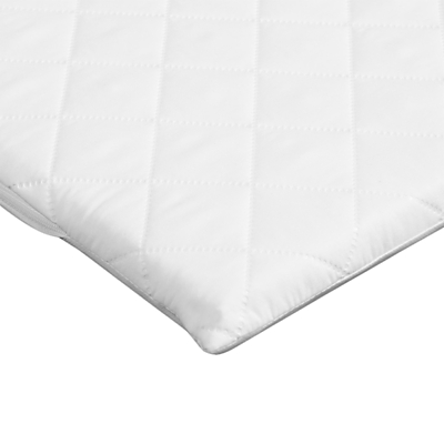 John Lewis & Partners Premium Foam Crib Mattress, 84 x 40cm