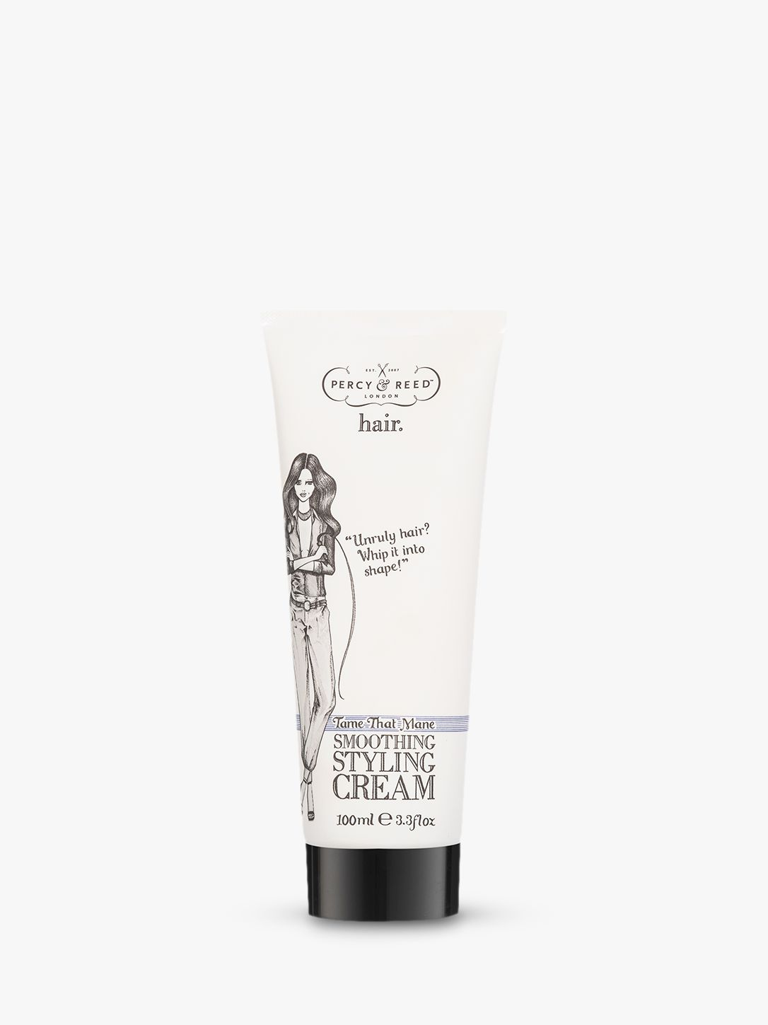 Percy & Reed Percy & Reed Tame That Mane Smoothing Styling Cream, 100ml