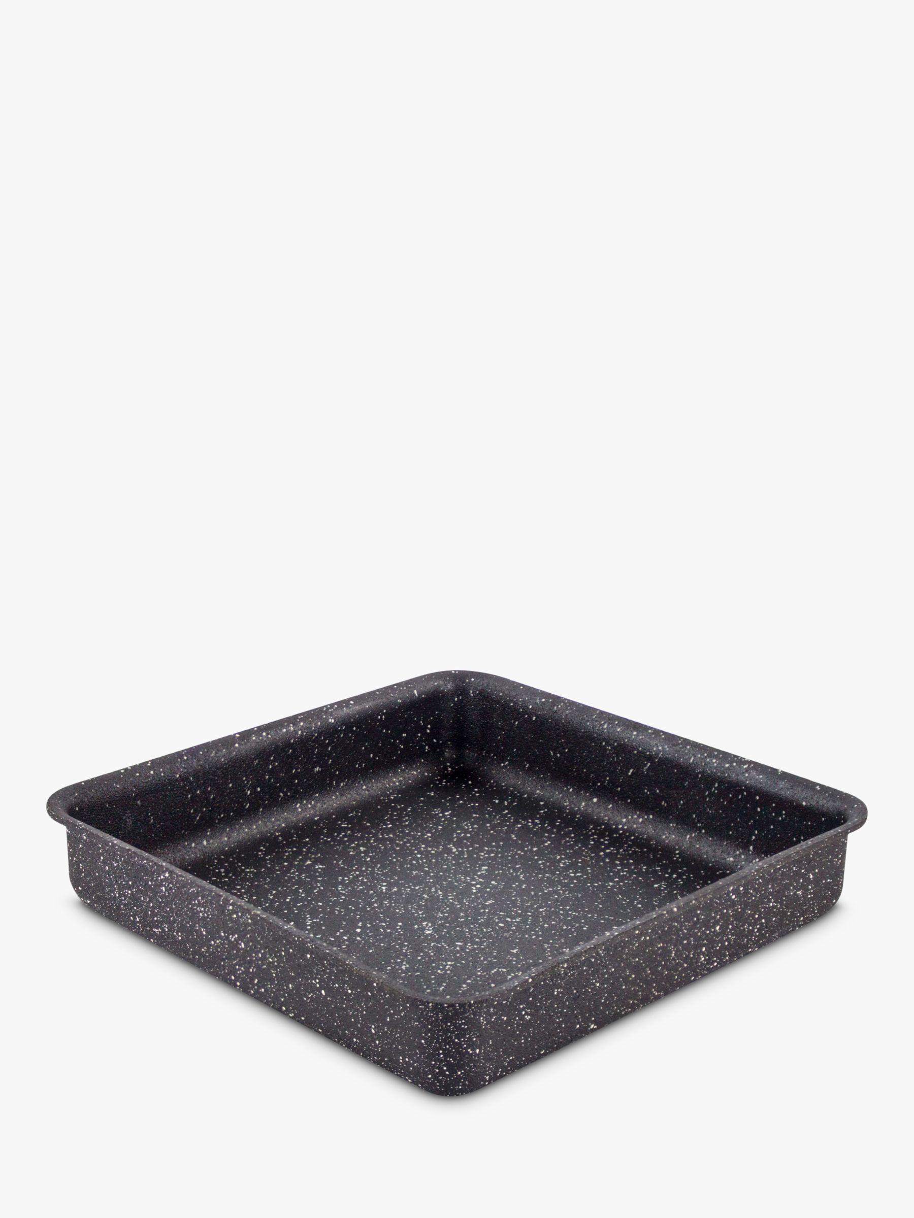 Eaziglide Eaziglide Neverstick2 Square Non-Stick Baking Tin, 23cm
