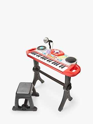 John Lewis & Partners Rockstar Electronic Keyboard