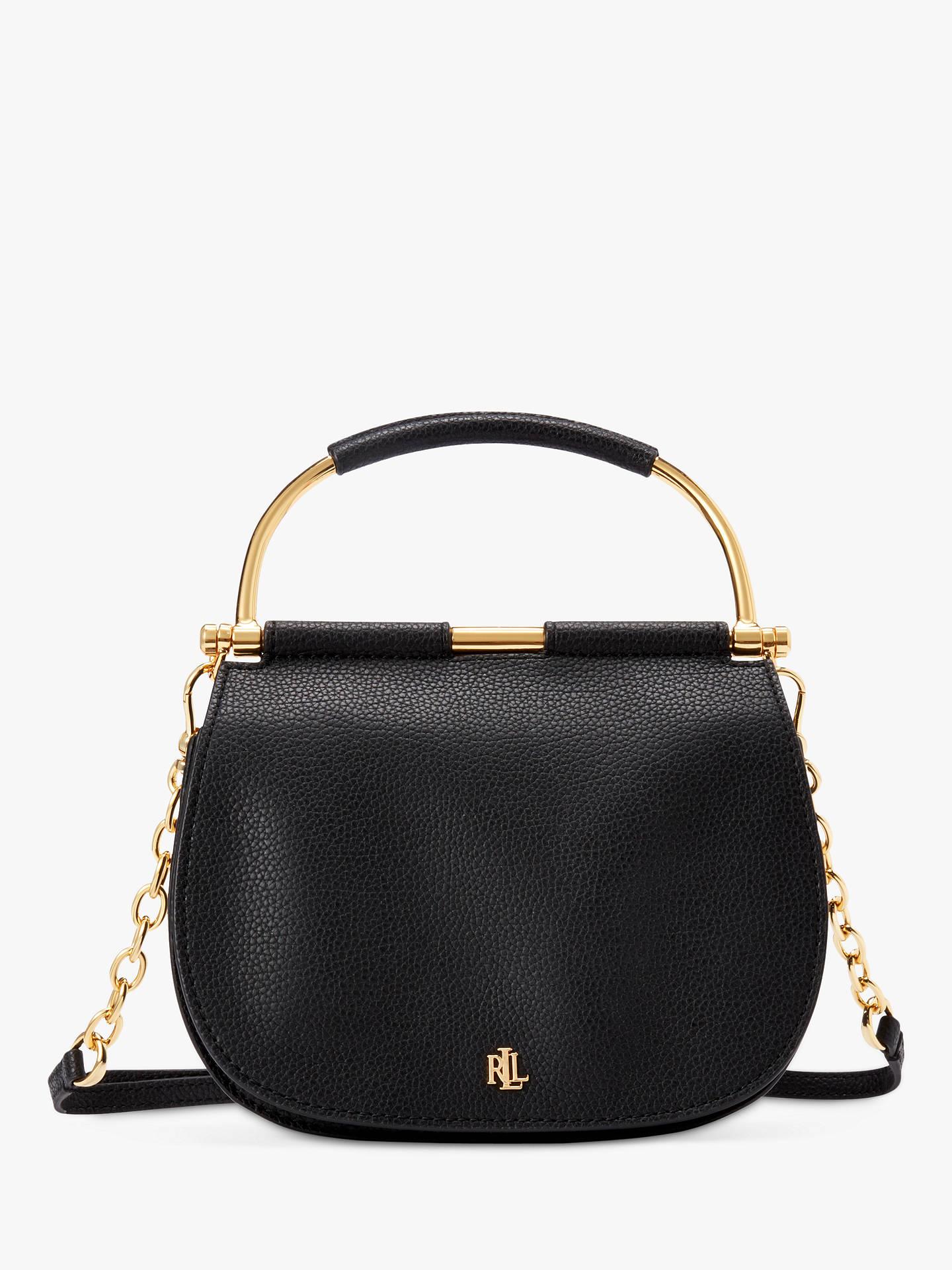 1f4295e128dcd Buy Lauren Ralph Lauren Enfield Mason 20 Leather Satchel