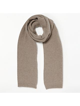 John Lewis & Partners Cashmere Scarf