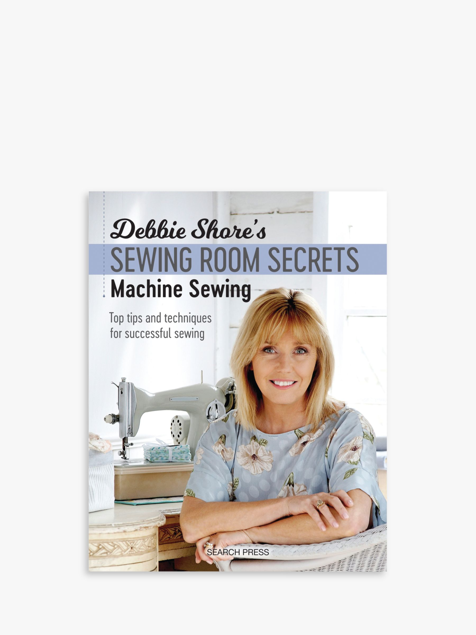 Search Press Search Press Half Yard Home and Sewing Room Secrets by Debbie Shore Book Bundle