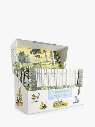 Buy Winnie The Pooh The Complete Collection Children's Books Online at johnlewis.com