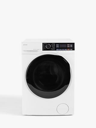 John Lewis & Partners JLWD1615 Freestanding Washer Dryer, 10kg Wash/6kg Dry Load, A Energy Rating, 1600rpm Spin, White