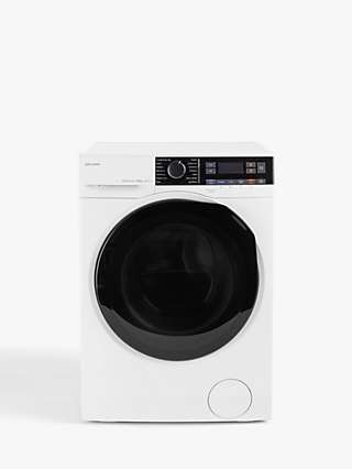 John Lewis & Partners JLWD1615 Freestanding Washer Dryer, 10kg/6kg Load, 1600rpm Spin, White