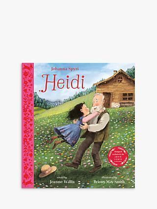 Heidi Children's Book