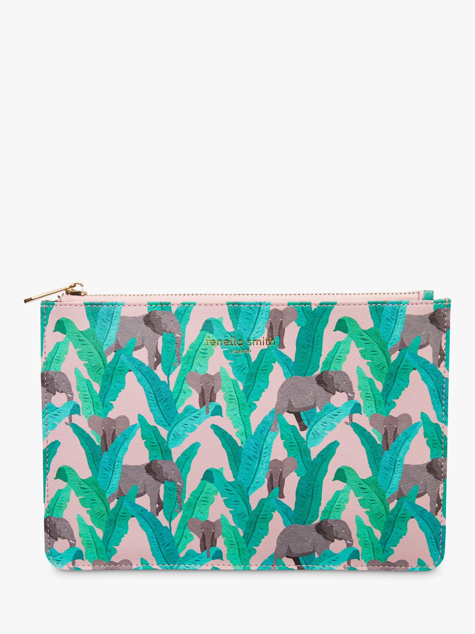 Fenella Smith Fenella Smith Elephant Clutch Bag
