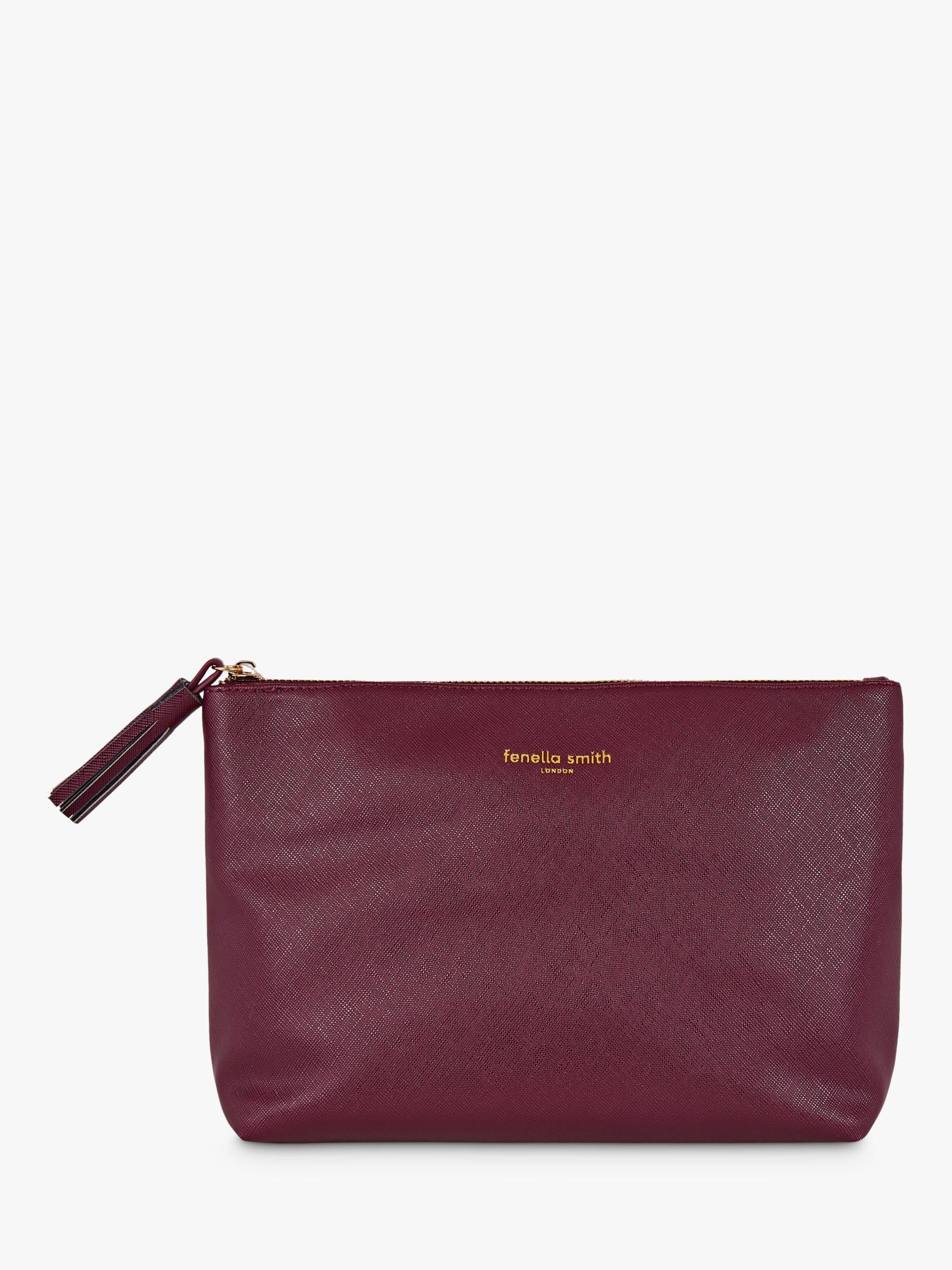 Fenella Smith Fenella Smith's Darcey Tassel Wash Bag