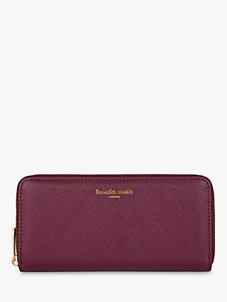 Fenella Smith Aria Purse, Burgundy