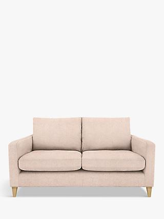 John Lewis & Partners Bailey Medium 2 Seater Sofa, Light Leg