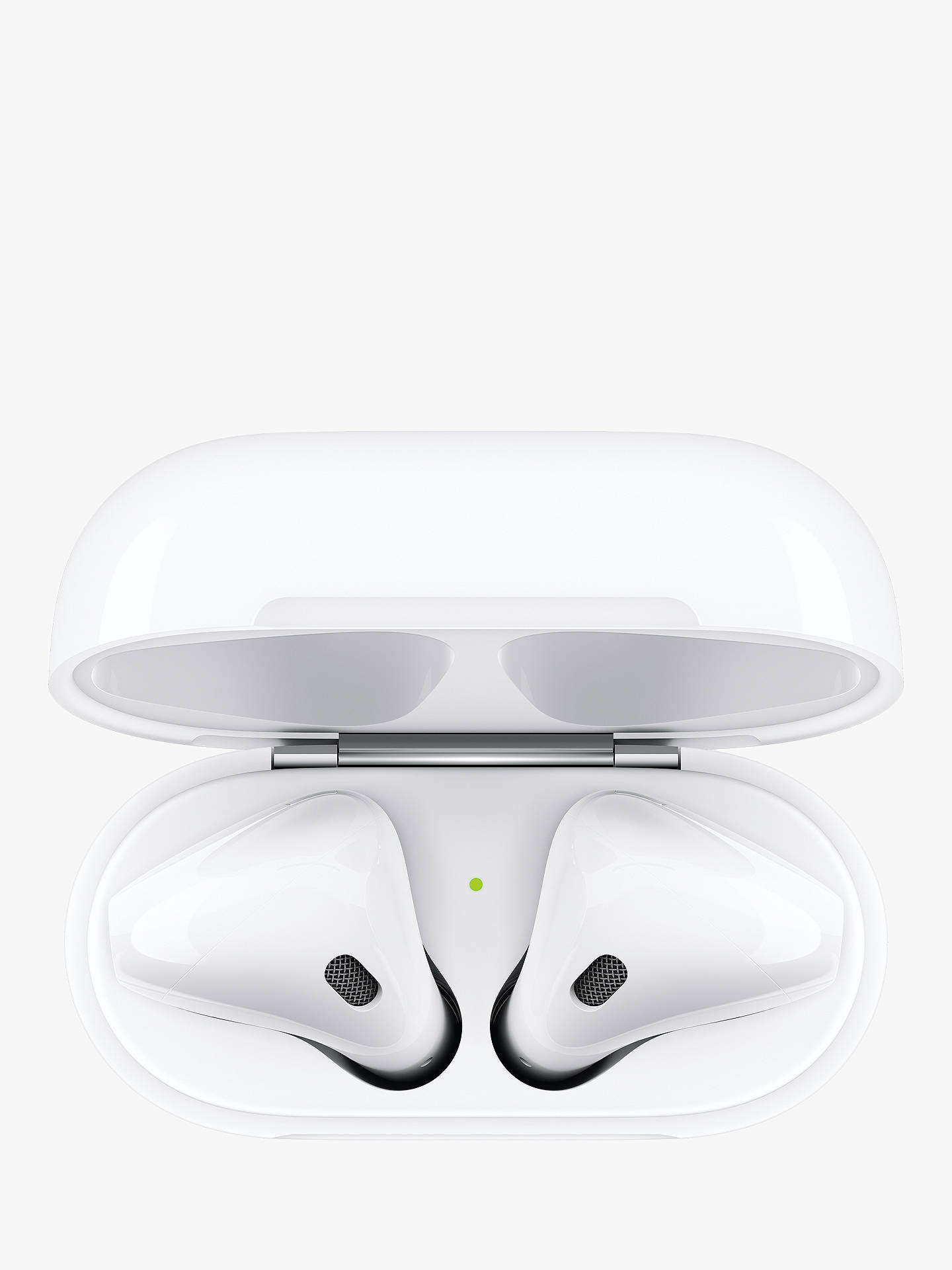 Buy 2019 Apple AirPods with Charging Case Online at johnlewis.com