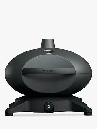 Morsø Forno Piccolo Gas Bbq With Cover Stand Black