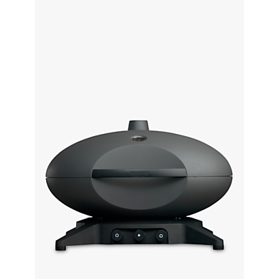 Morsø Forno Grande Gas BBQ with Cover, Stand & 3 Tools Package, Black