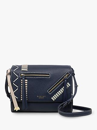 c40be881565 Radley Hill House Leather Cross Body Bag
