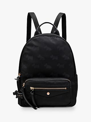 Radley Jacquard Medium Backpack