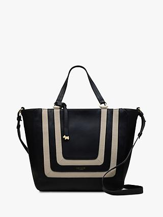 9e76d4211590 Radley Granary Square Leather Large Grab Bag