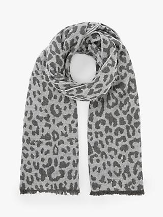 John Lewis & Partners Cashmink Double Faced Wrap