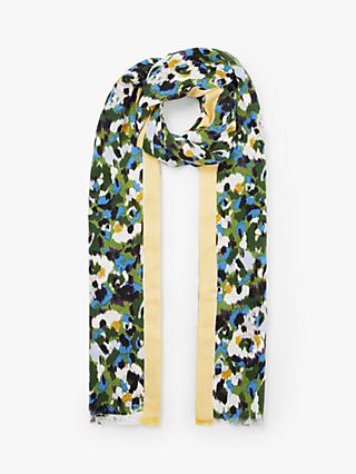 Collection WEEKEND by John Lewis Bloom Jacquard Stripe Cotton Scarf