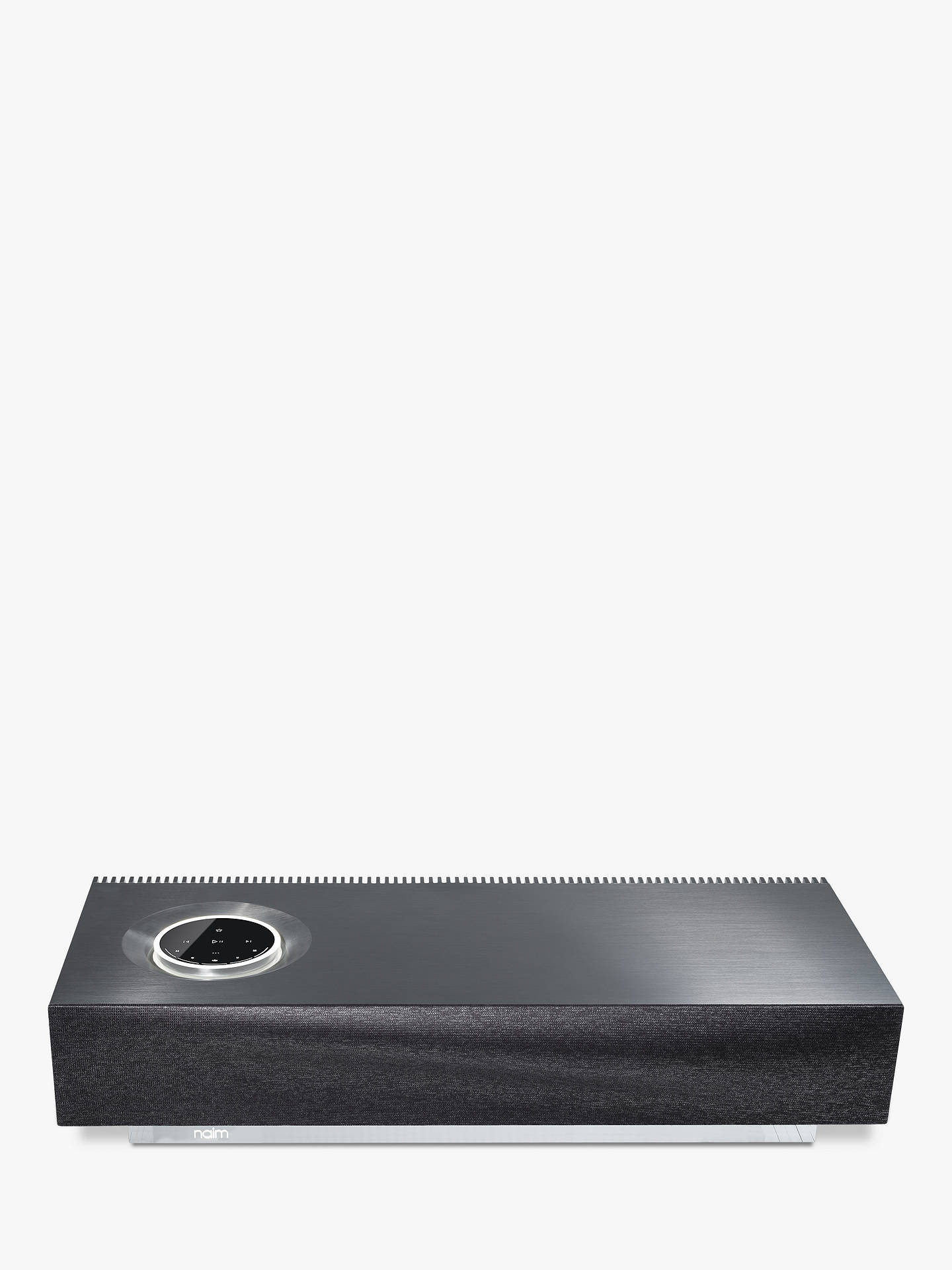 Buy Naim Mu-so 2nd Generation Wireless Bluetooth Music System with Apple Airplay 2, Spotify Connect & TIDAL Compatibility Online at johnlewis.com