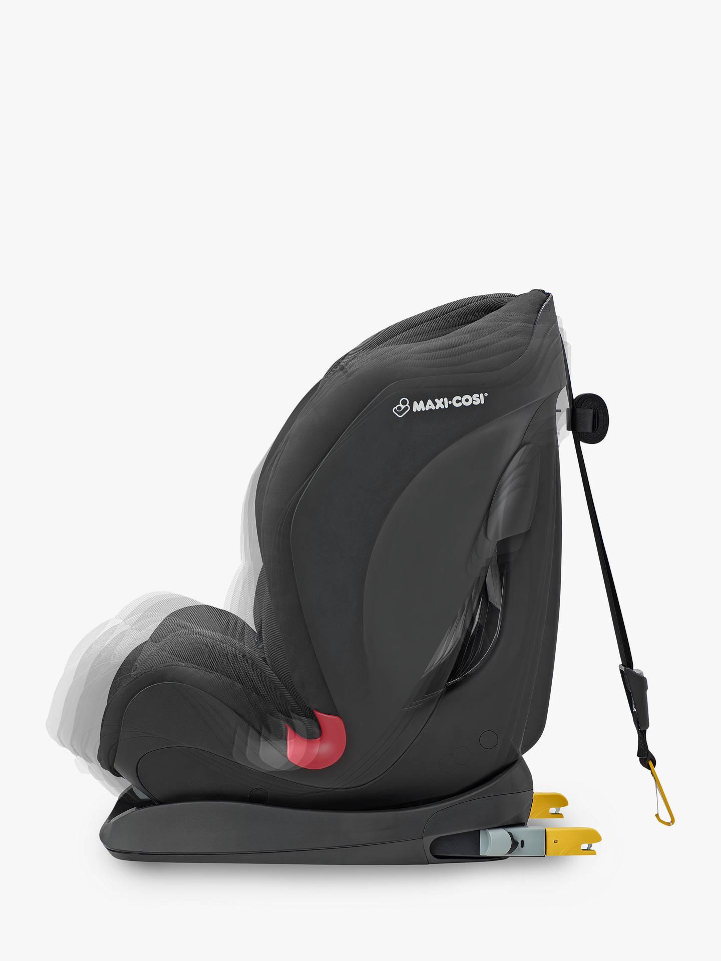 maxi cosi titan group 1 2 3 child car seat nomad black at john lewis partners. Black Bedroom Furniture Sets. Home Design Ideas