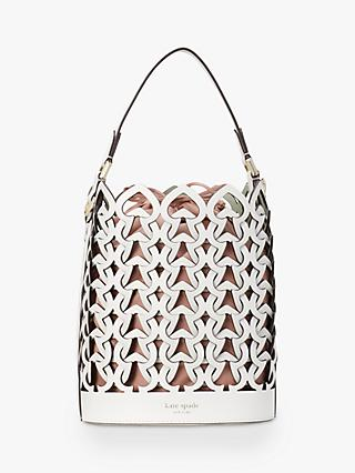 kate spade new york Dorie Leather Small Bucket Bag