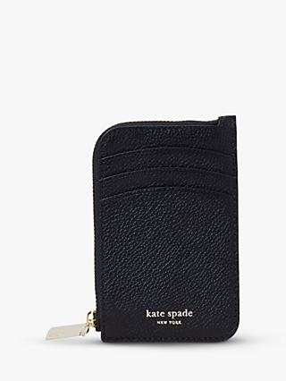 kate spade new york Margaux Leather Zip Card Holder