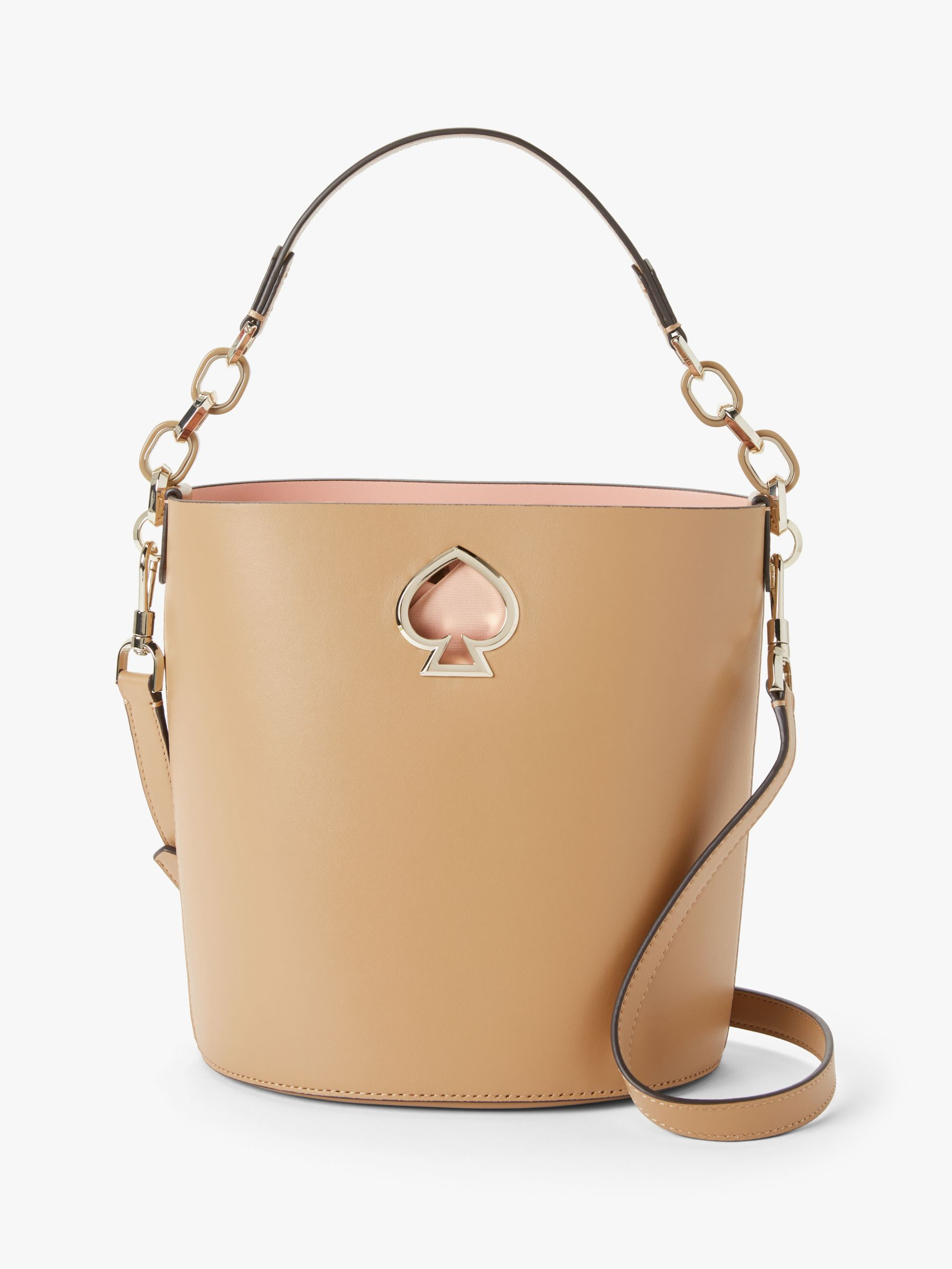 94d3da80ade1 kate spade new york Suzy Small Leather Bucket Bag at John Lewis & Partners