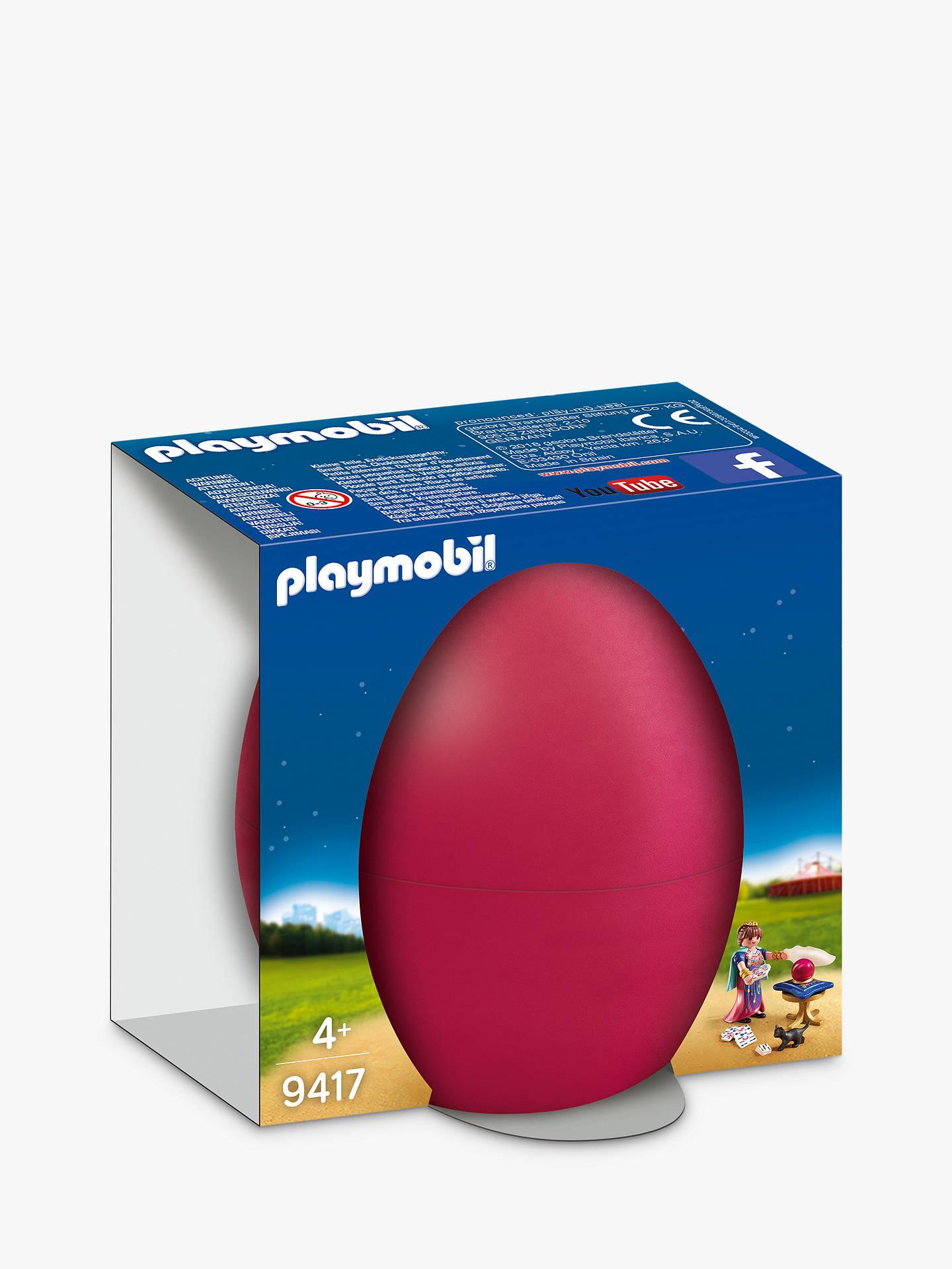 Playmobil 9417 Fortune Teller Easter Gift Egg