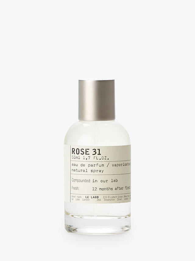 Buy Le Labo Rose 31 Eau de Parfum, 50ml Online at johnlewis.com