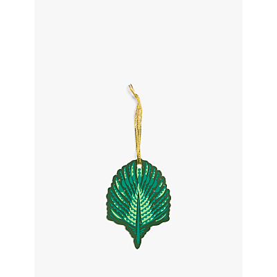 Image of John Lewis & Partners Garden Retreat Pavone Gift Tags, Pack of 6