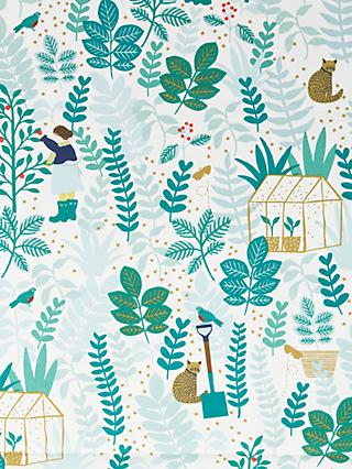 John Lewis & Partners Potting Shed PVC Tablecloth Fabric