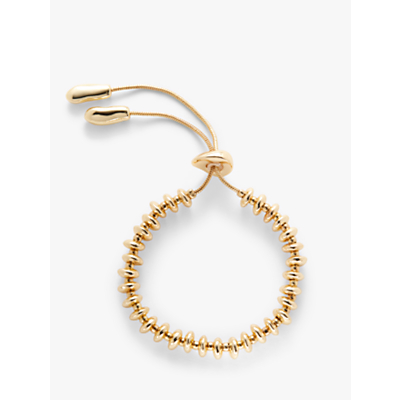 John Lewis & Partners Pebble Slider Bracelet