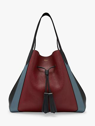 Mulberry Millie Heavy Grain Leather Tote Bag