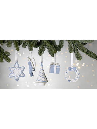 Buy Wedgwood Angel Christmas Tree Decoration Online at johnlewis.com