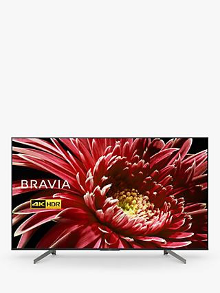 "Sony Bravia KD85XG8596 (2019) LED HDR 4K Ultra HD Smart Android TV, 85"" with Freeview HD & Youview, Black"