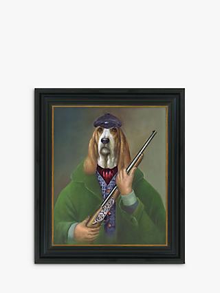 2f9e74b60d2 Earl Of Huntingdon - Framed Canvas