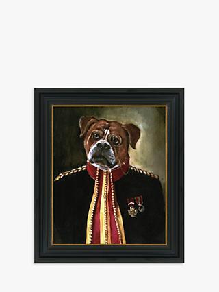 f456ed2ddffe Sir Harold Lundy - Framed Canvas