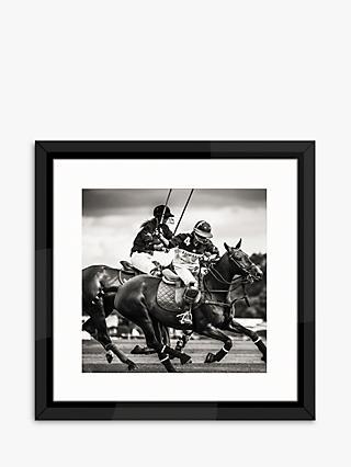 9625fcf23450 Polo II - Framed Print   Mount