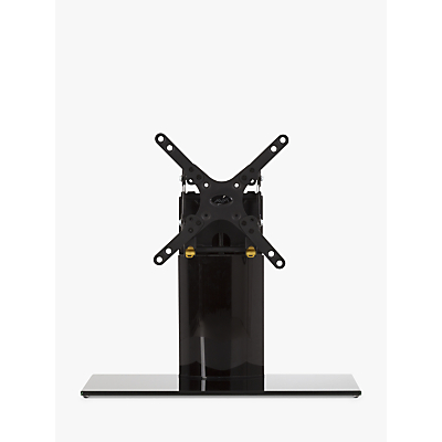 Image of AVF B202BB Adjustable Tilt & Turn Table Top Stand for TVs up to 32""