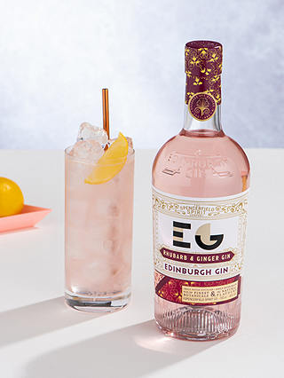 Buy Edinburgh Gin Rhubarb & Ginger Gin, 70cl Online at johnlewis.com