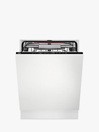 AEG FSS62807P Integrated Comfort Lift Dishwasher