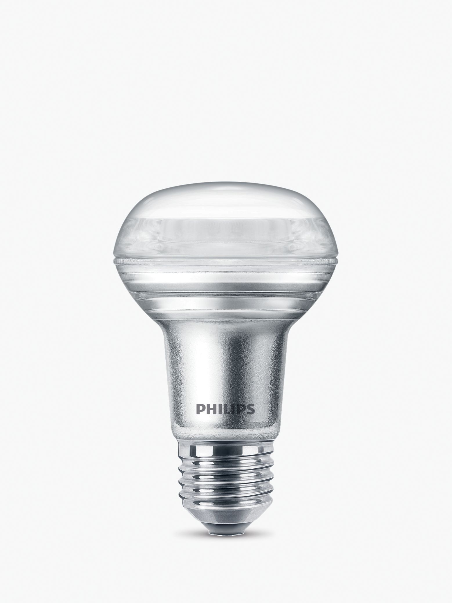 Philips Philips 5W ES LED Dimmable Reflector R63 Bulb, Clear