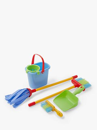 John Lewis & Partners Cleaning Set