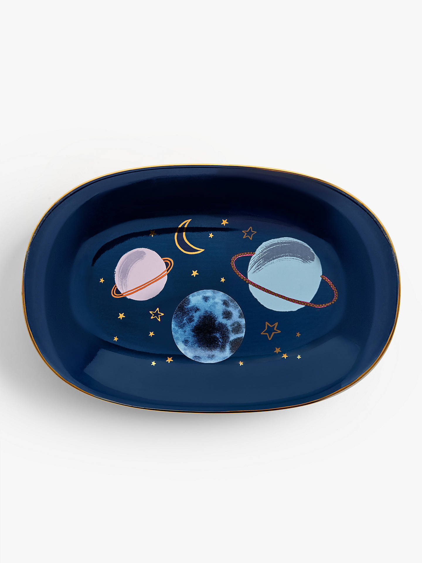 Buy John Lewis & Partners Planets Platter, L24.2cm, Multi Online at johnlewis.com