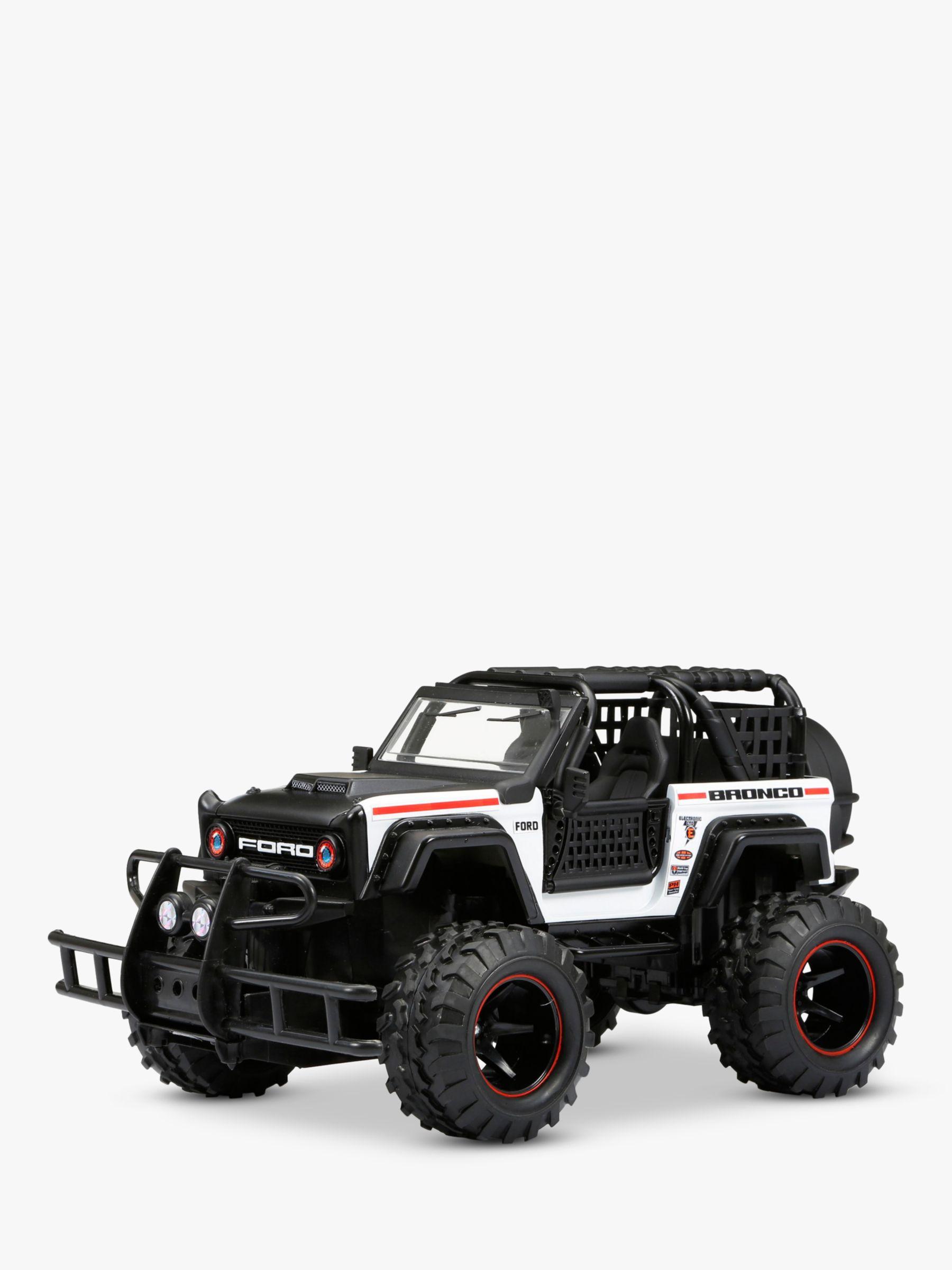 New Bright New Bright Radio-Controlled 4x4 Rock Crawler Ford Bronco Truck