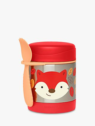 Skip Hop Zoo Food Jar Fox, Multi