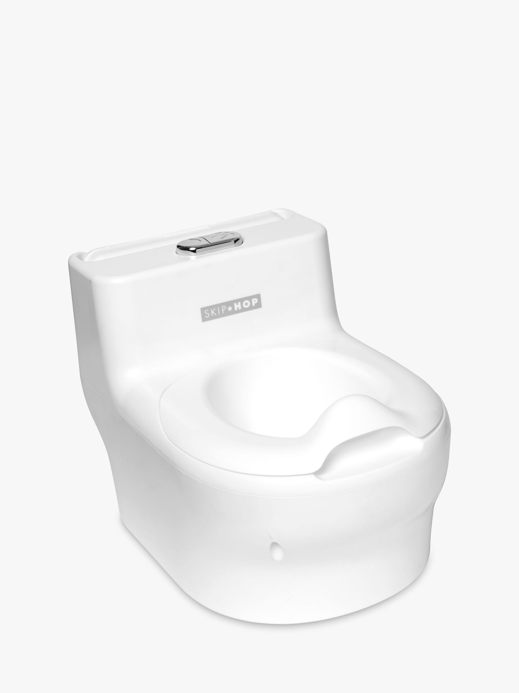 Skip Hop Skip Hop Modern Easy Clean Potty, White