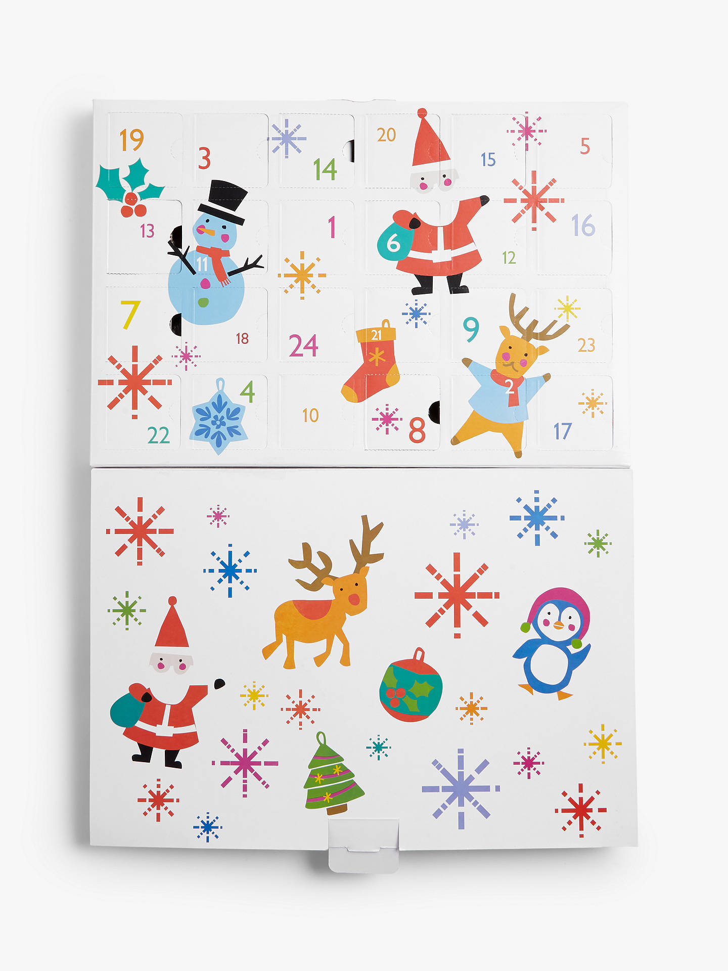 Buy John Lewis & Partners Craft Advent Calendar Online at johnlewis.com
