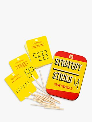 Talking Tables Strategy Sticks Brain Teaser Game